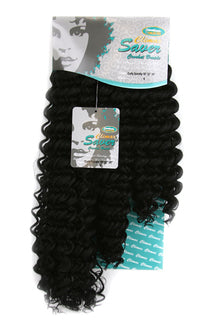 Climax - Spiral Curly Coily Braids  18in/22in/26in