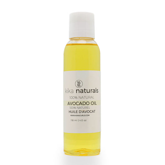 Kika Naturals- 100% Natural Avocado oil (4 oz)