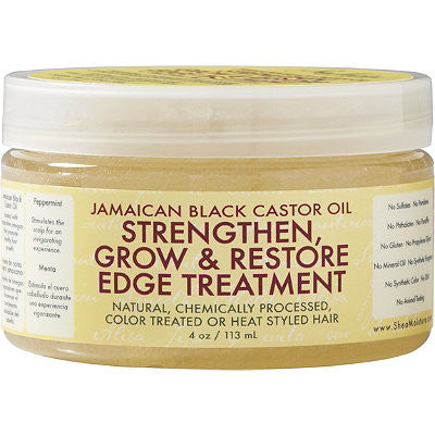 Shea Moisture Jamaican Black Castor Oil Edge Treatment (4 Oz.)