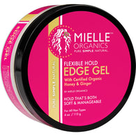 Mielle Organics Flexible Hold Edge Gel (4 oz.)