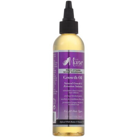 The Mane Choice Multi-Vitamin Scalp Nourishing Growth Oil (4 oz)