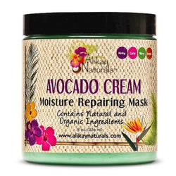 Alikay Naturals Avocado Cream Moisture Repairing Hair Mask (8.0z)