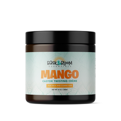 Bask and Bloom - Mango Castor Twisting Cream (8 oz)