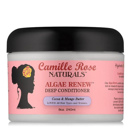 Camille Rose Naturals - Algae Renew Deep Conditioner (8 oz.)