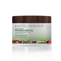 Kreyol Essence Pomad Kreyòl Natural Scalp Treatment 100% Natural (4 oz)