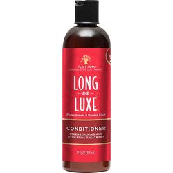 As I Am Long & Luxe Pomegranate & Passion Fruit Conditioner (12 oz.)