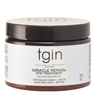 TGIN - MIRACLE REPAIRX Curl Protein Reconstructor Treatment (12oz)