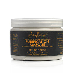 Shea Moisture African Black Soap Purification Masque (12 oz.)