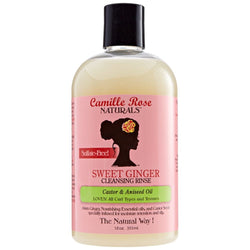 Camille Rose Sweet Ginger Cleansing Rinse (12 oz.)