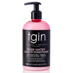TGIN - Rose Water Smoothing Leave in Conditioner (13oz)