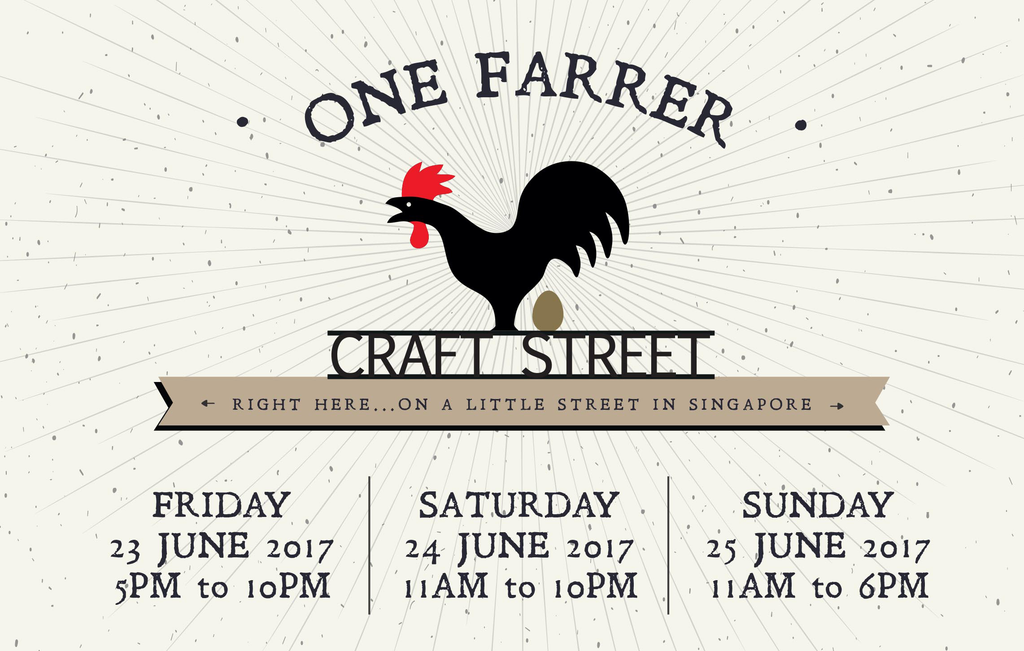 One Farrer Craft Street in June