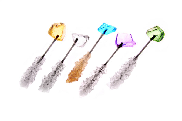 FLORENCE X Jewels Rock Sugar Stirrers