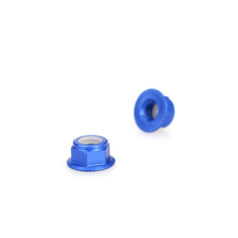 Emax M5 Blue Lock Nuts