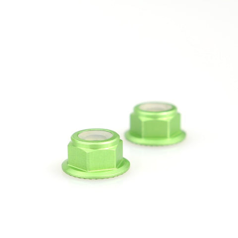 Emax M5 Green Lock Nuts