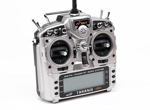 FrSKY - TARANIS X9D PLUS Transmitter/Case, Mode 2