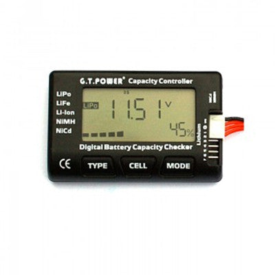 Emax Battery Voltage Tester