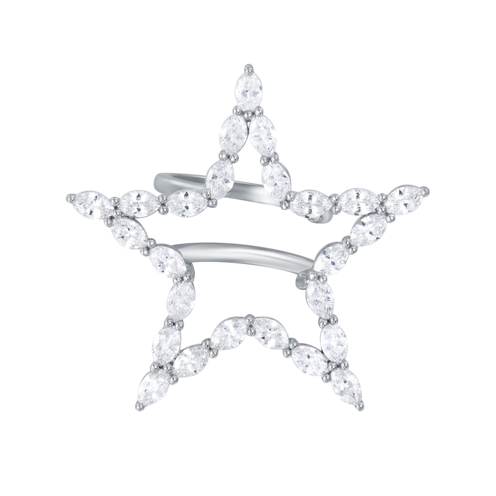 Dare to shine Ring
