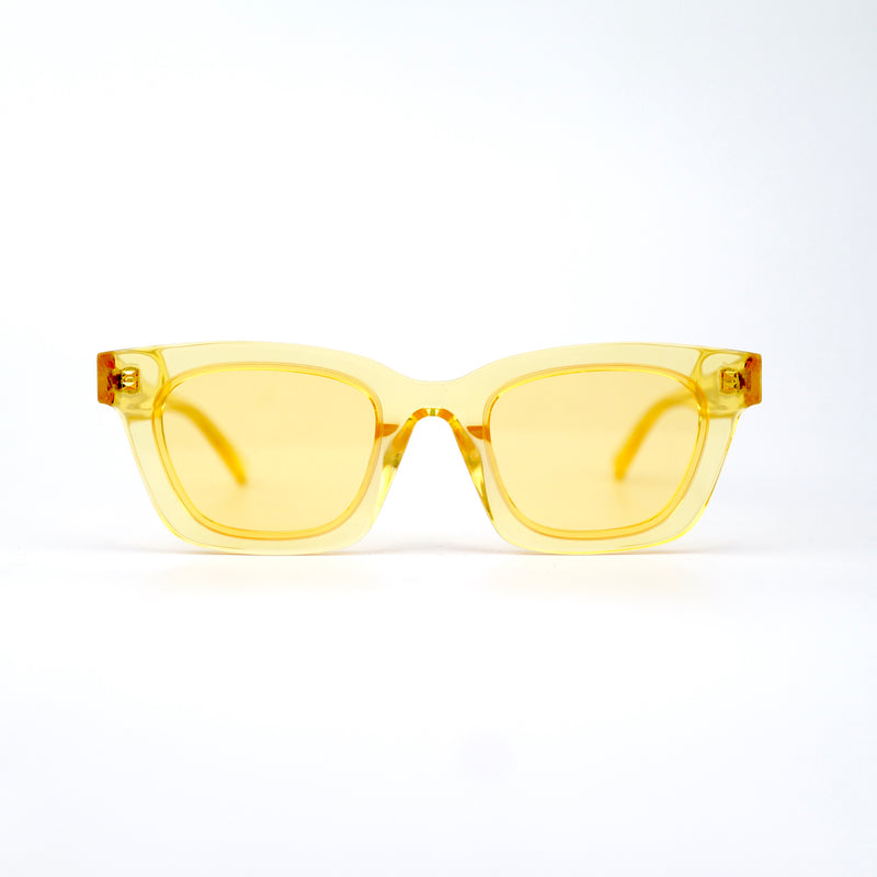 ACETATE SQUARE SUNGLASSES