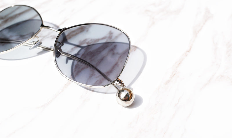 PANPAN Dark Grey Sunglasses