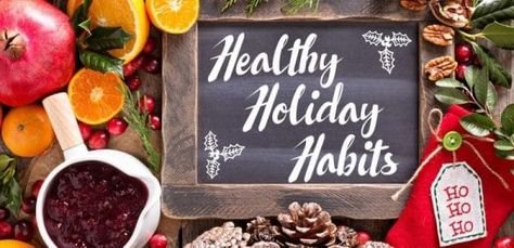 Living Healthy...Holiday Season or Not!