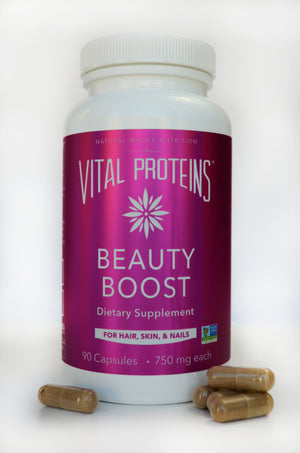 Vital Proteins' Beauty Boost