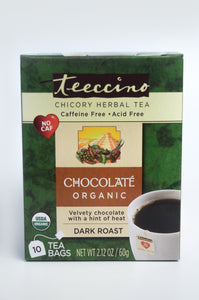 Chicory Herbal Tea Chocolate Organic