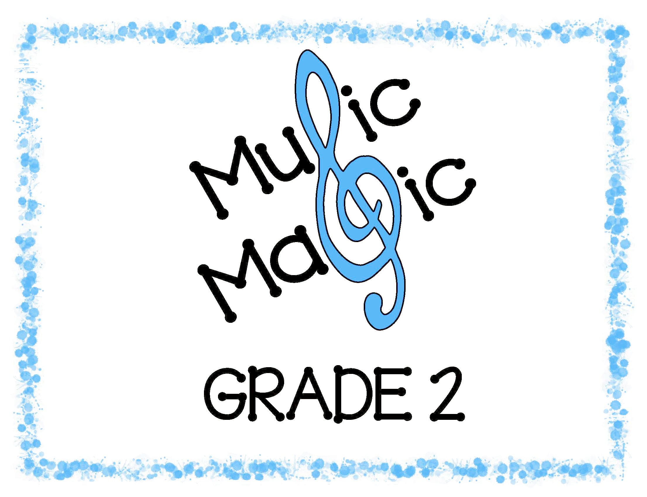 Music Magic Grade 1