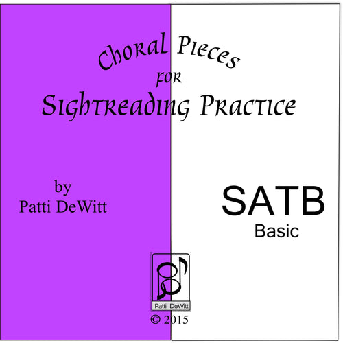 Sightreading Pieces for SATB Choir for download