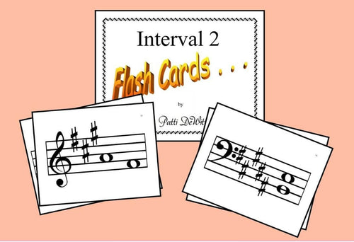 Interval Flashcards Set 2