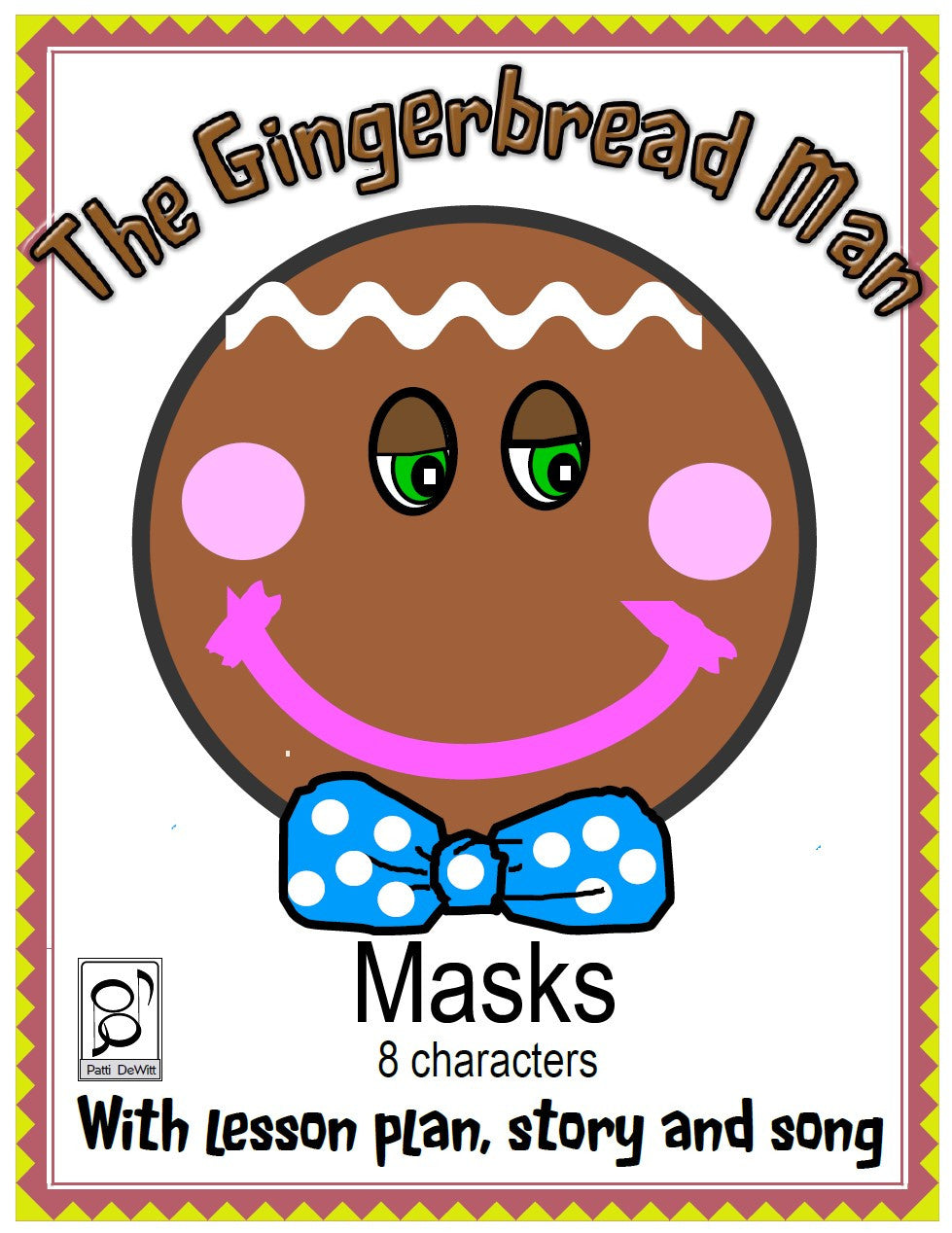 Gingerbread Masks Unit