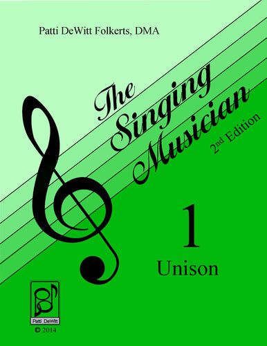 The Singing Musician— Level 1: A Good Start Teachers Edition