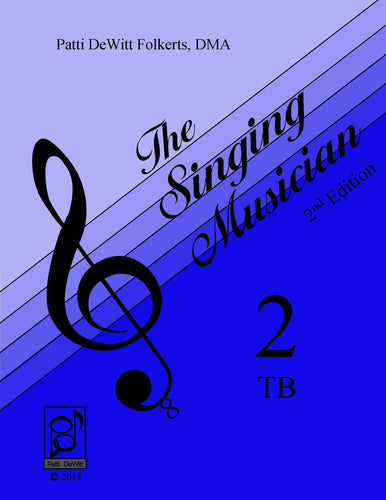The Singing Musician—Level 2: Growing Artistry Tenor-Bass Teachers Edition