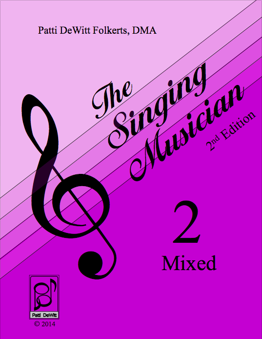 The Singing Musician—Level 2: Growing Artistry Mixed Student Edition