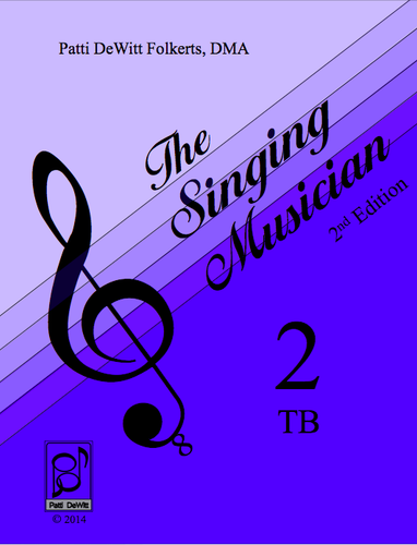 The Singing Musician—Level 2: Growing Artistry Tenor-Bass Student Edition