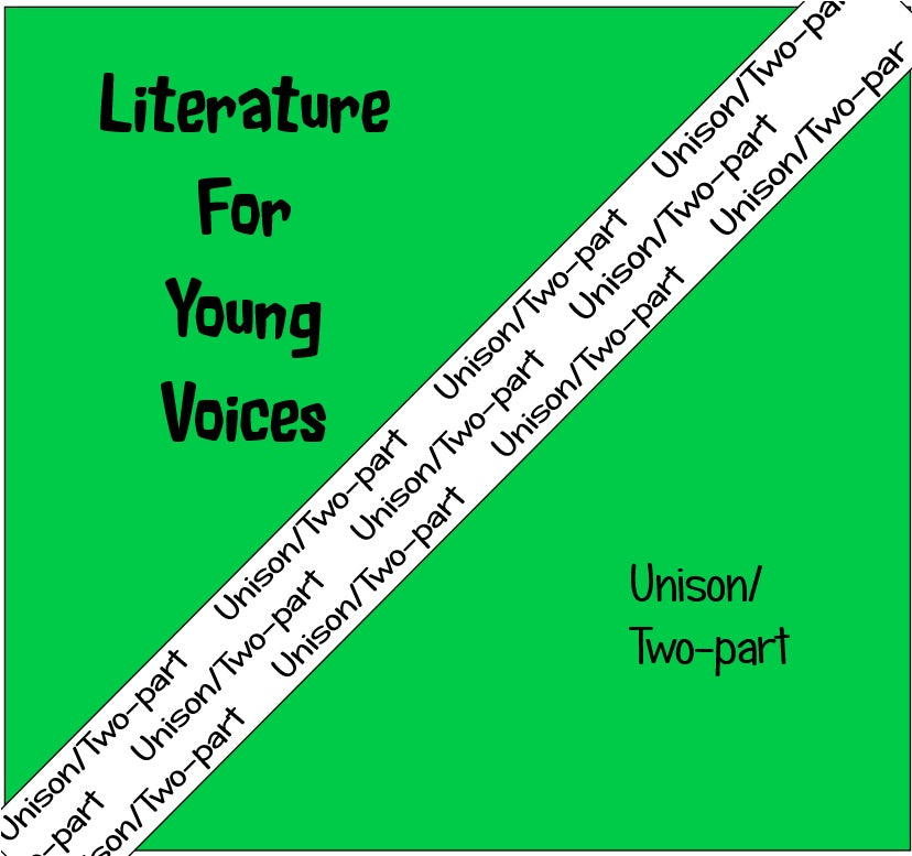 Literature for Young Voices Unison/Two-part for download