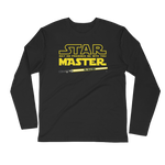 Star Mahdi - Next Level Premium Adult Long Sleeve Fitted Crew