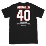 40 Days - Ali Fadhil - Adult Short-Sleeve