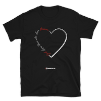 Love for Hussain - Adult Short-Sleeve