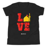 Karbala is Love - Bella + Canvas 3001Y Youth Short Sleeve Tee