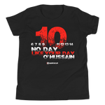 No Day Like Your Day - Bella + Canvas 3001Y Youth Short Sleeve Tee