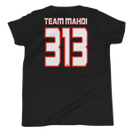 Team Mahdi Red - Bella + Canvas 3001Y Youth Short Sleeve Tee