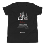 Hussain's Visitors - Bella + Canvas 3001Y Youth Short Sleeve Tee
