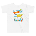 Give Knowledge - Bella + Canvas 3001T Toddler Short Sleeve Tee