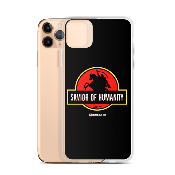 Savior of Humanity - iPhone Case