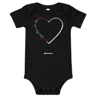 Love for Hussain - Bella + Canvas 100B Infant Short Sleeve Bodysuit