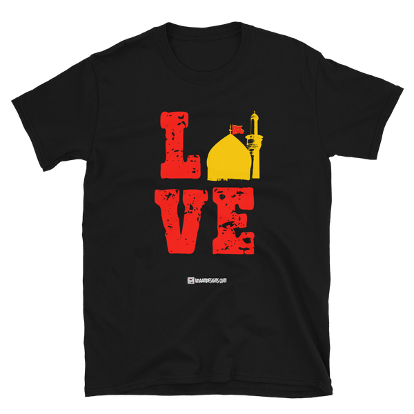 Karbala is Love - Adult Short-Sleeve