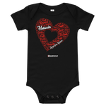 Love Hussain - Bella + Canvas 100B Infant Short Sleeve Bodysuit