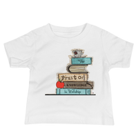 Fruit of Knowledge - Bella + Canvas 3001YB Baby Jersey Short Sleeve Tee