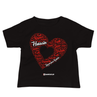 Love Hussain - Bella + Canvas 3001YB Baby Jersey Short Sleeve