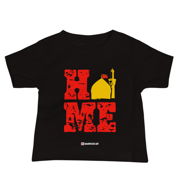 Karbala is Home - Bella + Canvas 3001YB Baby Jersey Short Sleeve